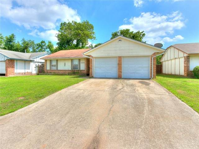 10204 Isaac Drive, Midwest City, OK 73130 (MLS #958987) :: Maven Real Estate