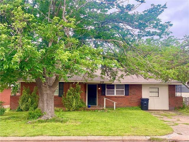 125 S Dallas Avenue, Moore, OK 73160 (MLS #958999) :: Sold by Shanna- 525 Realty Group