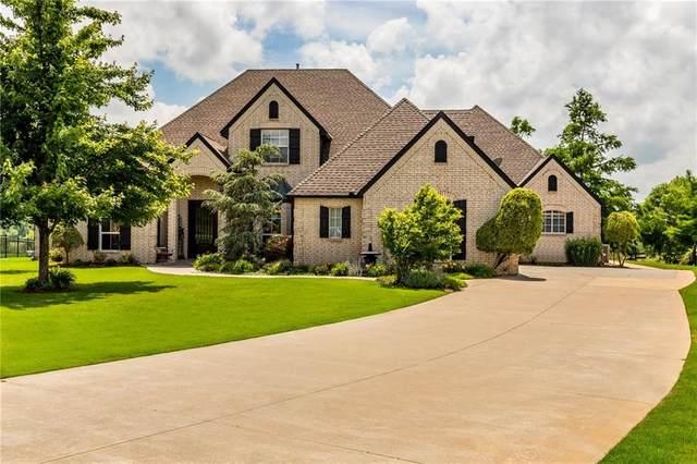 624 Belmar Blvd, Norman, OK 73071 (MLS #959015) :: Homestead & Co