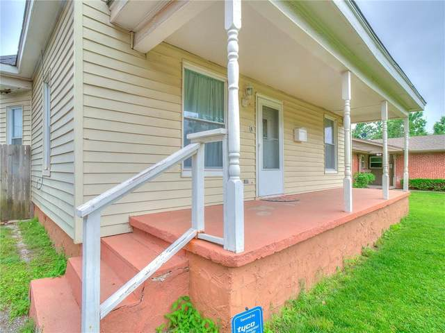 1444 NW 91st Street, Oklahoma City, OK 73114 (MLS #959023) :: Sold by Shanna- 525 Realty Group
