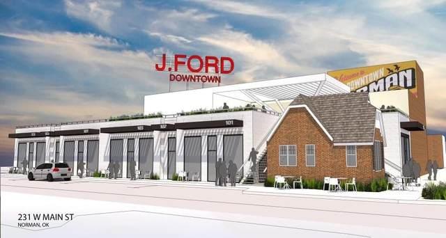 231 W Main Street Roof, Norman, OK 73069 (MLS #959090) :: Meraki Real Estate