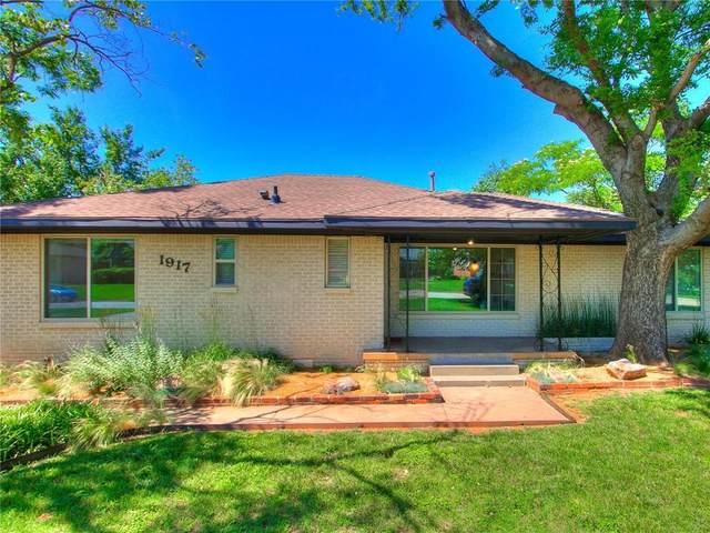 1917 NW 32nd Street, Oklahoma City, OK 73118 (MLS #959170) :: Maven Real Estate