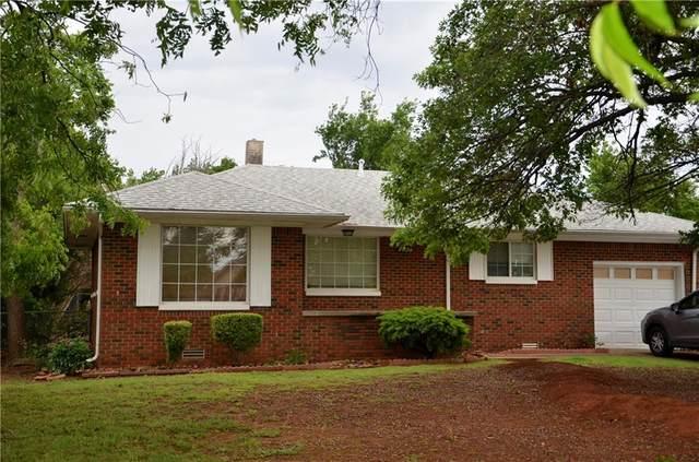 3020 NW 68th Street, Oklahoma City, OK 73116 (MLS #959171) :: The UB Home Team at Whittington Realty