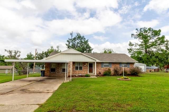3072 Muzzy Street, Choctaw, OK 73020 (MLS #959182) :: KG Realty