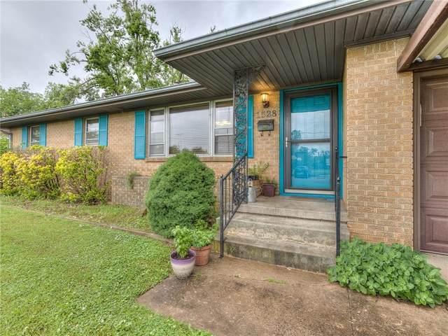 1528 W Boyd Street, Norman, OK 73069 (MLS #959279) :: Meraki Real Estate
