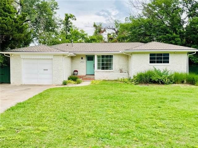 2800 Guilford Lane, Oklahoma City, OK 73120 (MLS #959287) :: Keller Williams Realty Elite