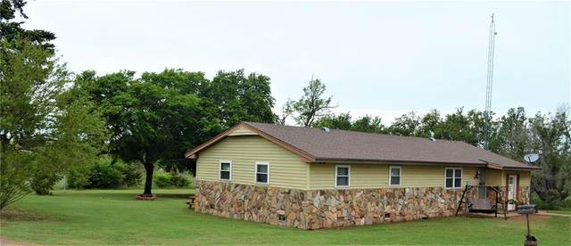 22113 E 1220 Road, Cordell, OK 73632 (MLS #959295) :: Sold by Shanna- 525 Realty Group
