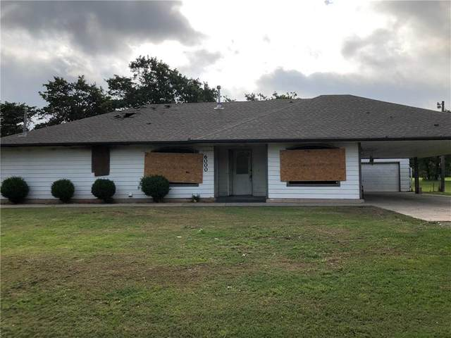 6000 Country Ridge Lane, Newalla, OK 74857 (MLS #959342) :: KG Realty