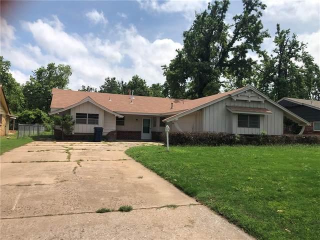 1152 NE 59th Street, Oklahoma City, OK 73111 (MLS #959346) :: The UB Home Team at Whittington Realty