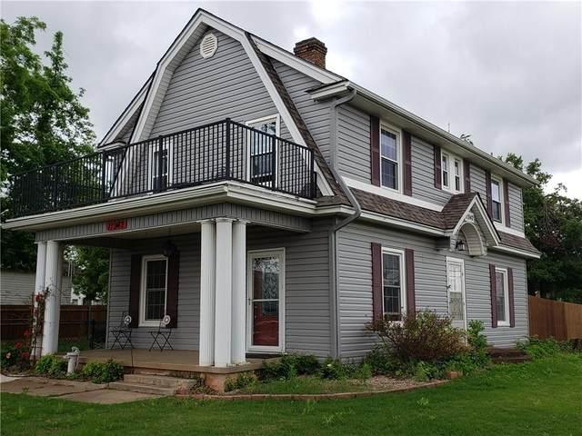 11942 NE 23 Street, Choctaw, OK 73020 (MLS #959350) :: Homestead & Co