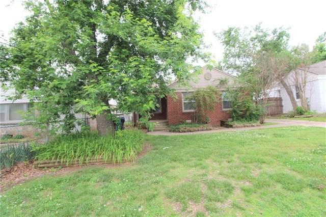 2406 NW 34th Street, Oklahoma City, OK 73112 (MLS #959434) :: The UB Home Team at Whittington Realty