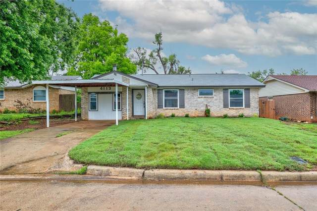 4113 SE 45th Street, Oklahoma City, OK 73135 (MLS #959457) :: Keller Williams Realty Elite