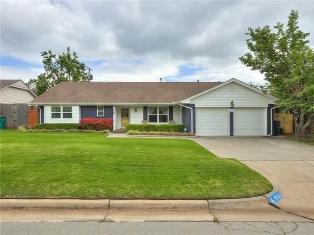 3612 NW 65th Terrace, Oklahoma City, OK 73116 (MLS #959463) :: Homestead & Co