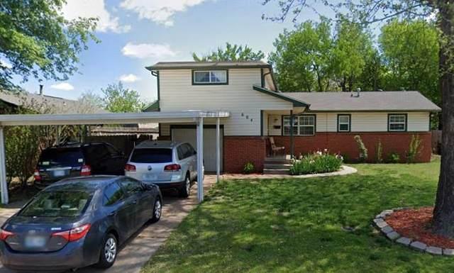 604 Delia Street, Oklahoma City, OK 73110 (MLS #959544) :: ClearPoint Realty