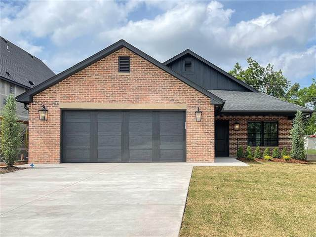 2541 NW 56th Street, Oklahoma City, OK 73112 (MLS #959558) :: ClearPoint Realty