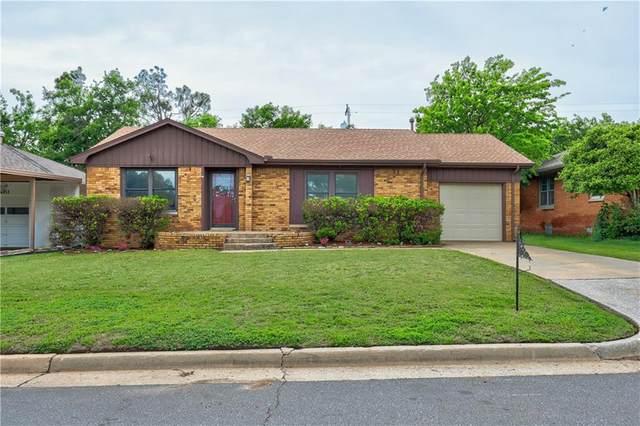 4917 N Pate Avenue, Oklahoma City, OK 73112 (MLS #959621) :: Keller Williams Realty Elite
