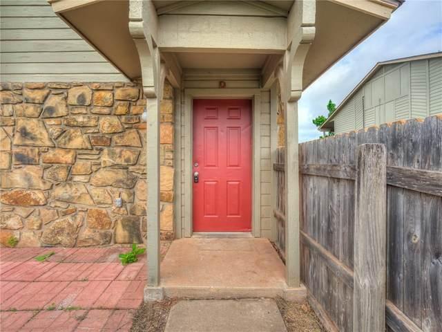 14443 N Pennsylvania Avenue D, Oklahoma City, OK 73134 (MLS #959710) :: Homestead & Co