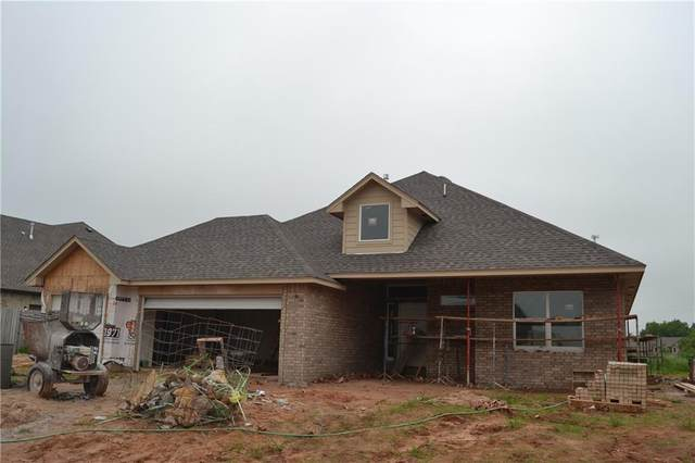 1117 W 17 Place, Newcastle, OK 73065 (MLS #959717) :: The UB Home Team at Whittington Realty