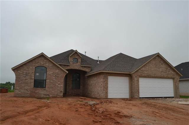1223 NW 17 Place, Newcastle, OK 73065 (MLS #959724) :: The UB Home Team at Whittington Realty