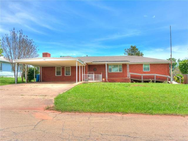416 S Oak Avenue, Chandler, OK 74834 (MLS #959730) :: The UB Home Team at Whittington Realty