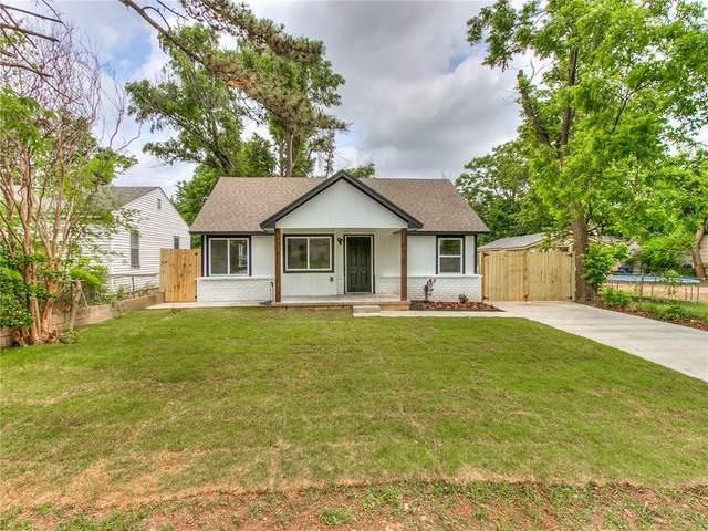 1533 SW 32nd Street, Oklahoma City, OK 73119 (MLS #959738) :: ClearPoint Realty