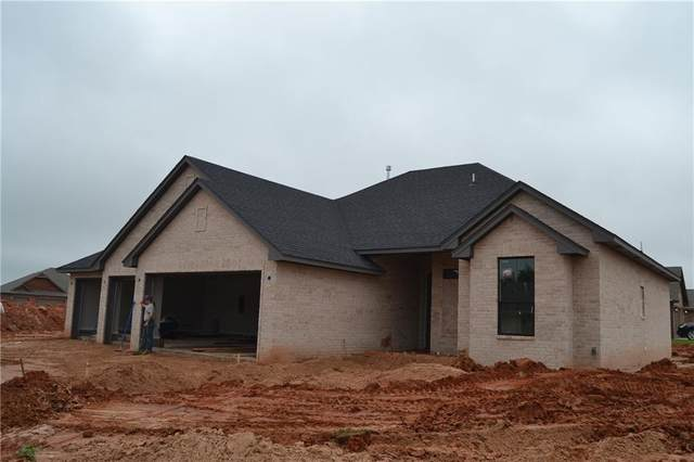 1420 NW 17 Place, Newcastle, OK 73065 (MLS #959744) :: The UB Home Team at Whittington Realty