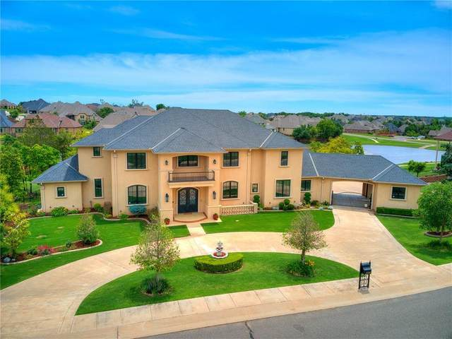 4708 Lake Front Drive, Edmond, OK 73034 (MLS #959747) :: Sold by Shanna- 525 Realty Group
