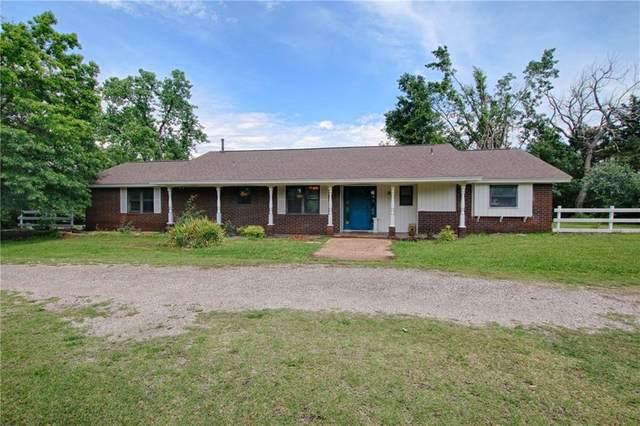 2801 NE 126th Street, Edmond, OK 73013 (MLS #959814) :: The UB Home Team at Whittington Realty