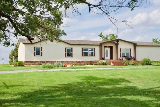23583 E 900 Road, Thomas, OK 73669 (MLS #959868) :: Homestead & Co