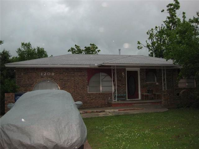 1208 Tim Holt Drive, Harrah, OK 73045 (MLS #959919) :: Keller Williams Realty Elite
