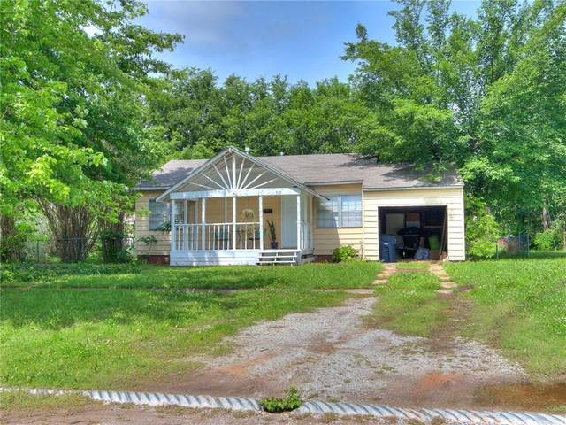 912 N 2nd Avenue, Stroud, OK 74079 (MLS #959942) :: Keller Williams Realty Elite