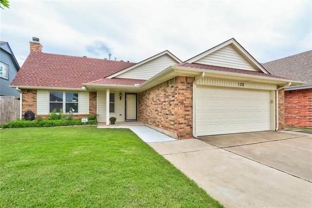 128 SW 148th Street, Oklahoma City, OK 73170 (MLS #959967) :: The UB Home Team at Whittington Realty