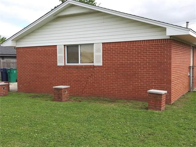 2116 SW 78th Street, Oklahoma City, OK 73159 (MLS #959975) :: The UB Home Team at Whittington Realty