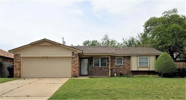 1405 SW Straka Terrace, Oklahoma City, OK 73159 (MLS #959986) :: ClearPoint Realty