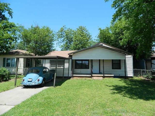 2417 SW E Avenue, Lawton, OK 73505 (MLS #960004) :: Homestead & Co