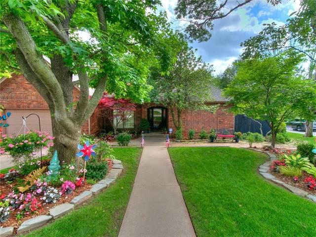 1720 Oaks Way, Oklahoma City, OK 73131 (MLS #960075) :: KG Realty