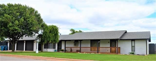 1407 Partridge Lane, Cordell, OK 73632 (MLS #960109) :: Homestead & Co