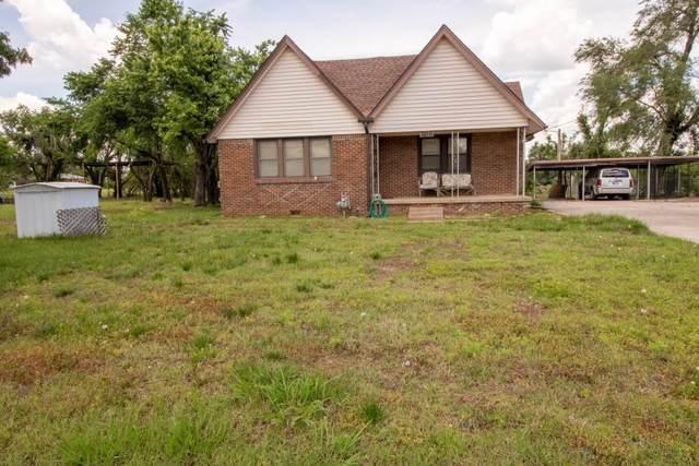 11011 E Draper Avenue, Choctaw, OK 73020 (MLS #960119) :: ClearPoint Realty