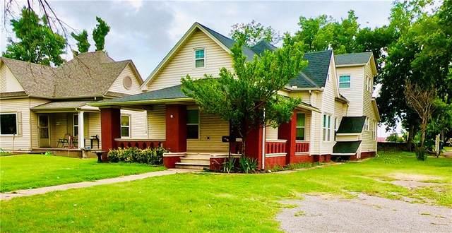 520 S 8th Street, Kingfisher, OK 73750 (MLS #960138) :: Keller Williams Realty Elite