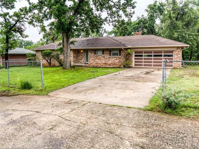 10116 Oak Park Drive, Oklahoma City, OK 73130 (MLS #960147) :: ClearPoint Realty