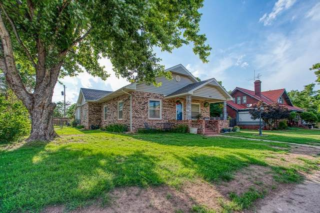 308 S 8th Street, Kingfisher, OK 73750 (MLS #960160) :: Sold by Shanna- 525 Realty Group