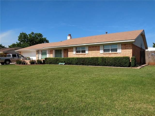 3601 W Prairie Drive, Altus, OK 73521 (MLS #960203) :: Homestead & Co
