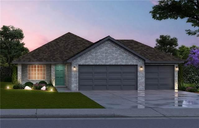 3613 Northover Ridge Drive, Yukon, OK 73099 (MLS #960216) :: Maven Real Estate