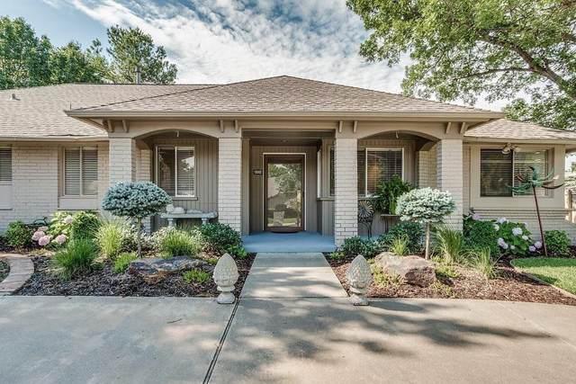 3204 NW Robin Ridge Road, Oklahoma City, OK 73120 (MLS #960229) :: The UB Home Team at Whittington Realty