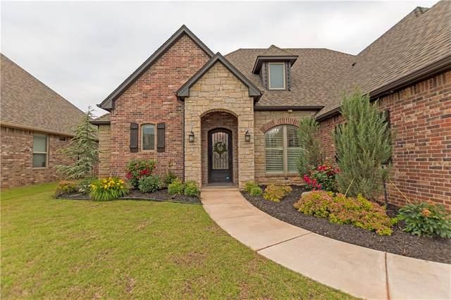 5905 Windstone Drive, Norman, OK 73072 (MLS #960241) :: Homestead & Co