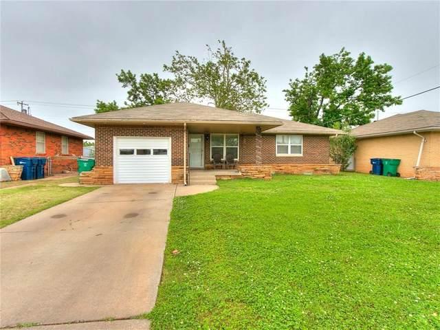 1505 SW 67th Street, Oklahoma City, OK 73159 (MLS #960254) :: ClearPoint Realty