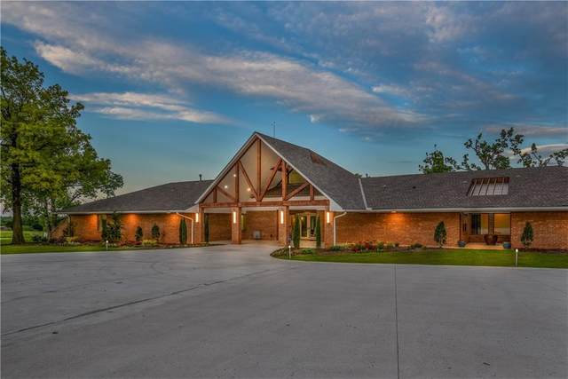 1401 E Hefner Road, Oklahoma City, OK 73131 (MLS #960274) :: Meraki Real Estate