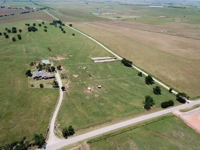 413 County Road 1250, Pocasset, OK 73079 (MLS #960305) :: Erhardt Group at Keller Williams Mulinix OKC