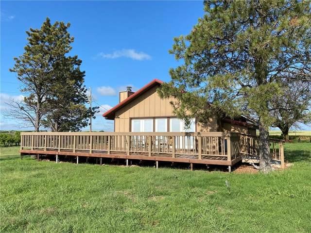 1193 Panther Creek Road, Foss Lake, OK 73647 (MLS #960324) :: KG Realty