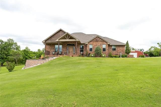 7900 Mcelvany Drive, Tuttle, OK 73089 (MLS #960382) :: Homestead & Co